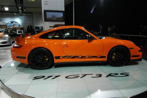 porsche 911 orange file orange porsche 911 gt3 rs type 997 side jpg