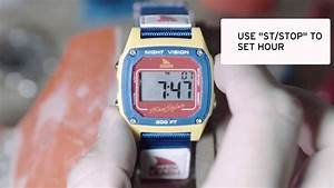 How To Set A Freestyle Shark Watch