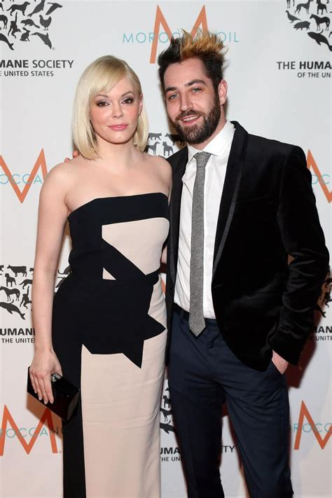 'Charmed' actress Rose McGowan files for divorce - New ...