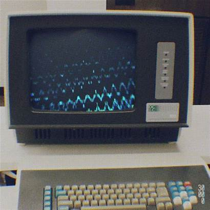Computer Loop Infinite Crt 1978 Gifs Giphy
