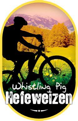 Leavenworth Whistling Pig Seasonal Hefeweizen Summer Beer