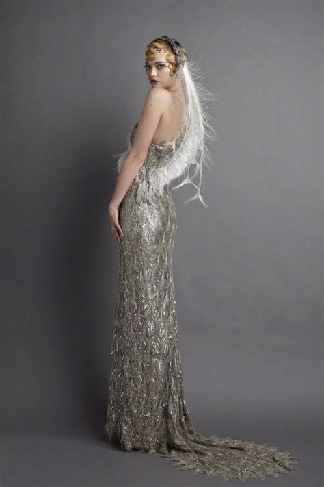 the great gatsby wedding dress great gatsby wedding gatsby style 2068704 weddbook