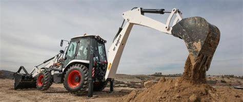bobcat  backhoe loader  hp  kg specification  features