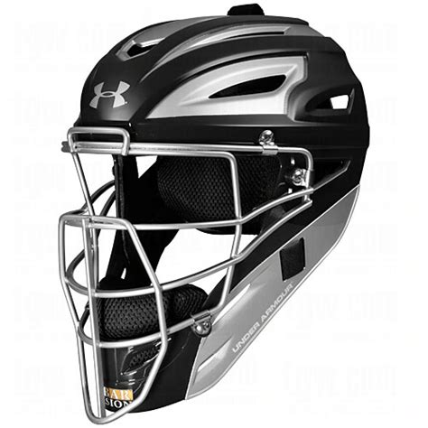 armour youth pro  tone catchers helmets