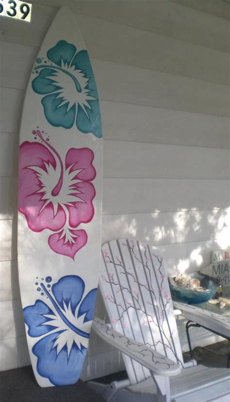 Get free shipping on qualified magnetic board memo boards or buy online pick up in store today in the home decor department. 6 Foot Wood Hawaiian Surfboard Wall Art Decor or Headboard