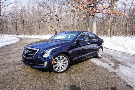 Cadillac Ats Awd Review by 2015 Cadillac Ats 2 0t Awd Premium Review
