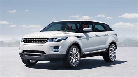 The Compact Suv Range Rover Evoque Land Rover Autos