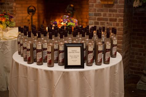 laurita winery chocolate therapy wedding favor