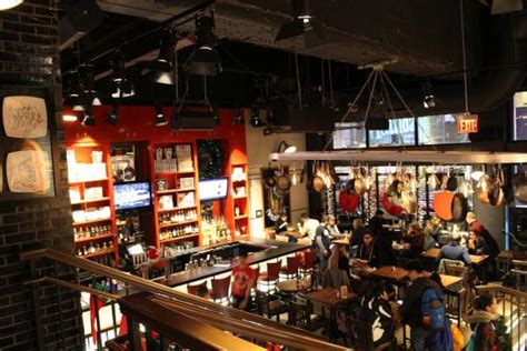 downstairs bar  gift shop picture  guys american kitchen bar  york city tripadvisor