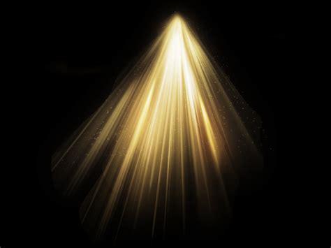 light beam photoshop overlay texture with rays of light