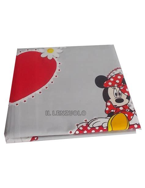 Copriletto Minnie by Copriletto Disney Letto Una Piazza E Mezza Minnie