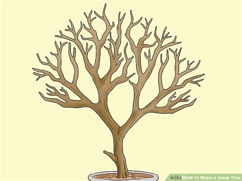 Images Of Tree Of How To Make A Tree With Pictures Wikihow