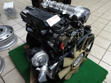 Mercedes Sprinter Engine by Engine Motor Mercedes Sprinter 311 313 315 Om646