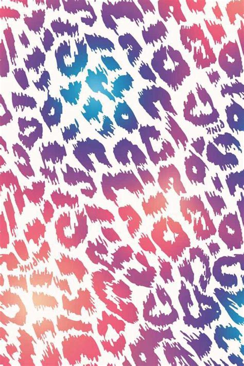 Cheetah Print Desktop Wallpaper Rainbow Cheetah Wallpaper Wallpapersafari