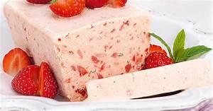 Erdbeerparfait Rezept Küchengötter