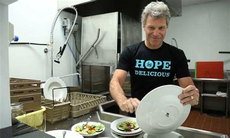 Jon Bon Jovi Has Restaurant That Prices Guests