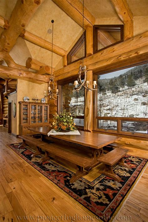 Loveland, CO - Log Home Picture Gallery