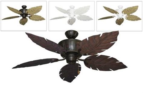 Centurion Decorative Outdoor Ceiling Fan Venetian