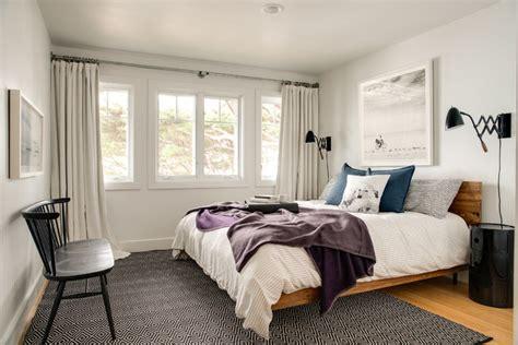 bolinas beach house contemporary bedroom san