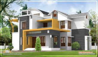 modern architecture floor plans modern contemporary kerala home design 2270 sq ft indian home decor