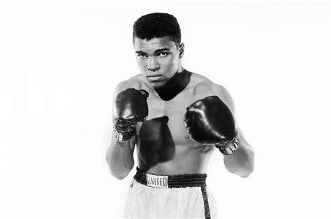 muhammad ali  greatest boxing legend dies