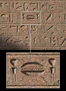 Alien Hieroglyphics in Ancient Egyptian Templ | Science or ...