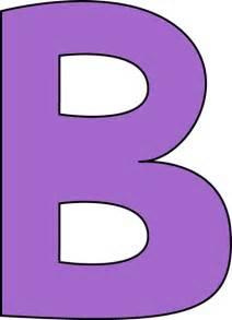 Letter Capital Letters Clipart