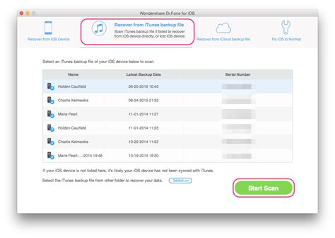 The Best Way To Recover Data From Itunes Or Icloud Backup
