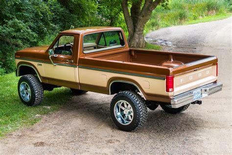 1985 Ford F250 1985 ford f250 vanguard motor sales