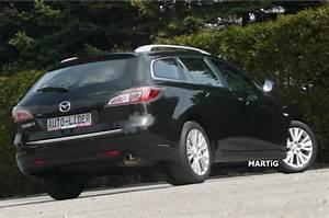 Gh Auto : mazda 6 ii gh sw chromblende f r die heckklappe chrome auto ~ Gottalentnigeria.com Avis de Voitures