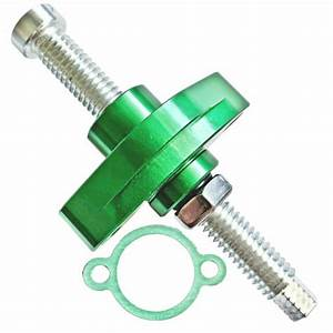 Manual Cam Chain Tensioner Green 1988