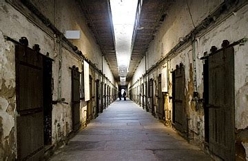 eastern state penitentiary top  haunted places time