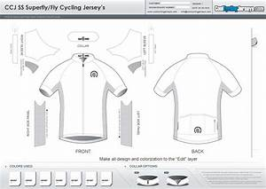 template downloads With bike jersey design template