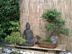Comment Faire Un Jardin Zen Pas Cher : comment cr er un coin zen dans son jardin jardin ~ Carolinahurricanesstore.com Idées de Décoration