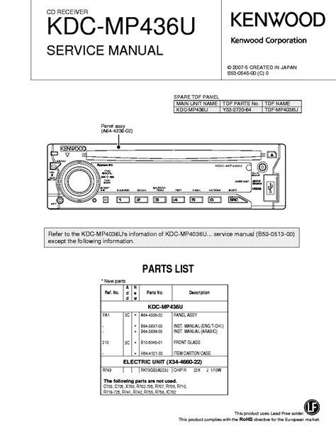 kenwood kac m3004 wiring diagram 32 wiring diagram