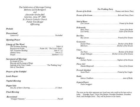 program templates wedding program template http webdesign14