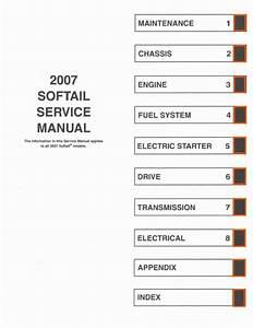 Download Harley Davidson Softail 2007 Service Manual Pdf