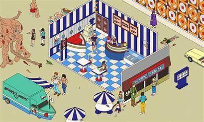 Stranger Ice Cream Ahoy Scoops Parlor Baskin