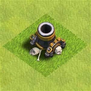 1-3. Mortar | =☆ Clash of Clans 공략 & Tip