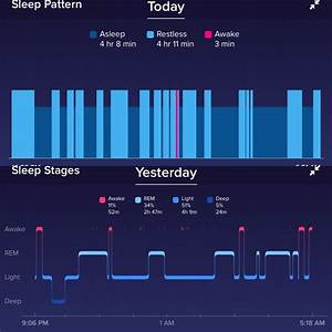 Server Comparison Chart Sleep Tracking Reverted To Quot Old Quot Way Fitbit Community