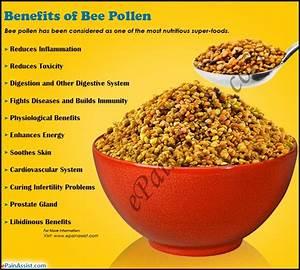 Benefits Of Bee Pollen  U0026 Its Side Effects