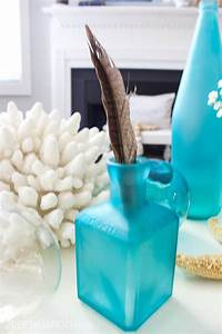How, To, Make, Sea, Glass, Bottles, -, Thrifty, Style, Team