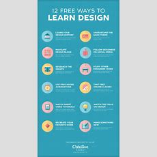 How To Learn Design  12 Ways {infographic}  Best Infographics