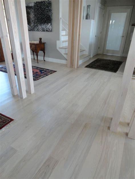 pickled oak wood floors pickled white oak floors search s winter