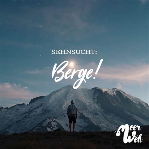 sehnsucht berge visual statements