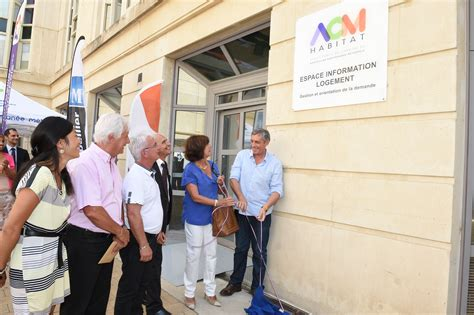 acm montpellier bureau de la demande inauguration du nouvel espace information logement d 39 acm