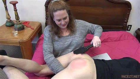 Hairless Sister Curly Eat Stepdads Dicks Stepmom Get Husband An Old Fashioned Spanking