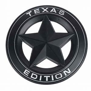 Badge Immeuble Universel : universal car metal texas edition emblem badge sticker for chevy dodge ford new ~ New.letsfixerimages.club Revue des Voitures