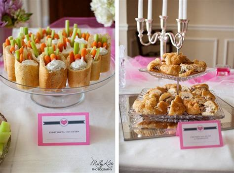 Cutest Ideas For A Bridal Shower Real Shower A Diy