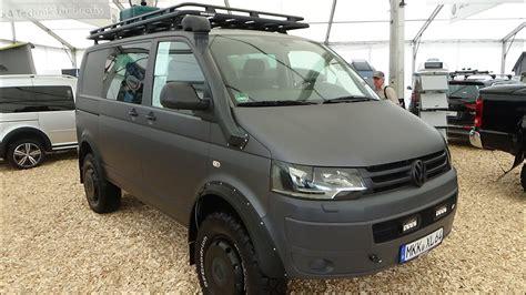 2016 Volkswagen T5 Seikel Abenteuer Allrad Bad Kissingen 2016